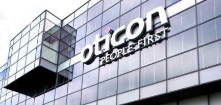 Oticon sparer 38% med EC