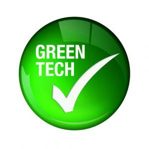 GreenTech logo - zip fil