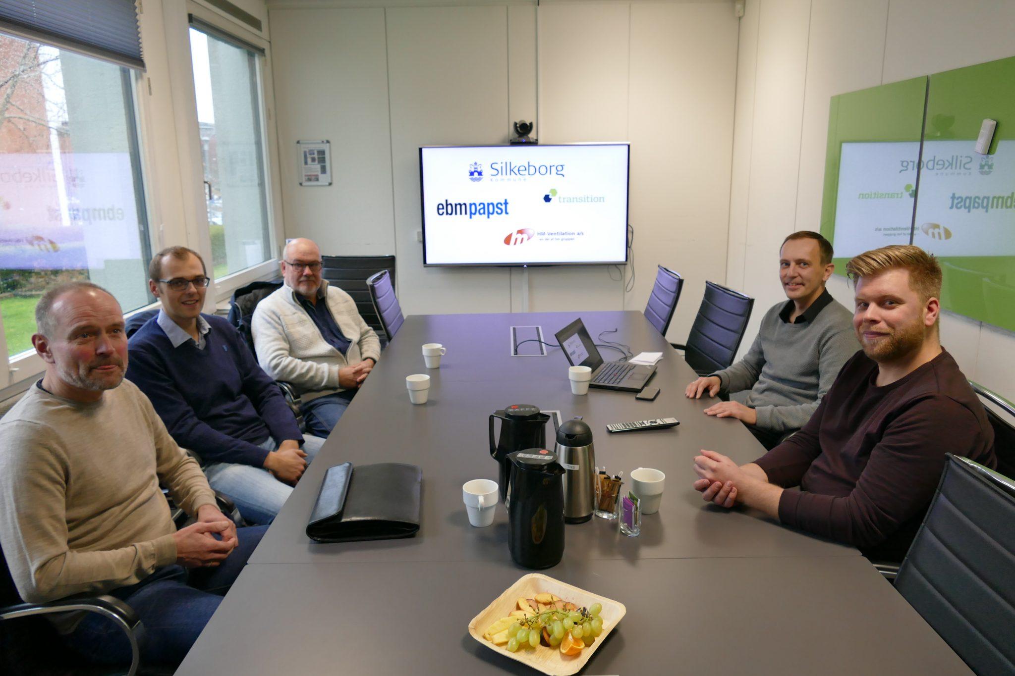Evaluering af projektet i Silkeborg