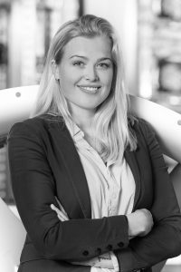 Silje Berg - Business developer