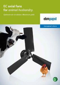 Ventilation til dyre produktion