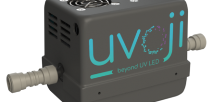 UV LED Desinficering