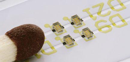 LED Tændstik Desinficering